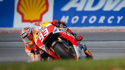 Marquez and Pedrosa ready to enjoy last race of the season