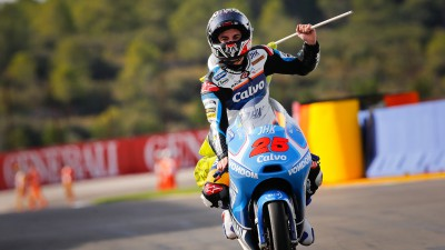 End of season lightweight class title deciders at Valencia