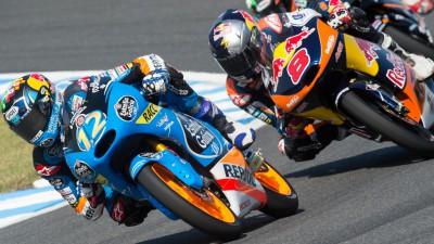 Valencia 2014: So werden Márquez oder Miller Moto3™ Weltmeister