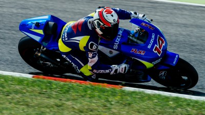 Brivio previews Suzuki's MotoGP™ return at Valencia