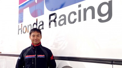 Aoyama dice adiós a Aspar: Será probador de HRC en 2015