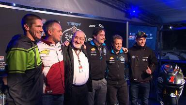 Nouveau partenariat entre le Marc VDS Racing Team et Estrella Galicia 0,0