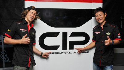 Remy Gardner et Tatsuki Suzuki rejoignent le team CIP pour 2015
