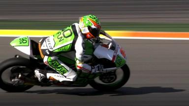 Antonelli anota la primera pole position de su carrera en Valencia
