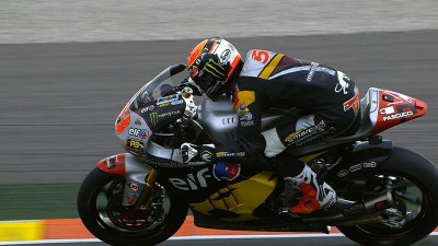 Rabat saldrá desde la pole position en Cheste