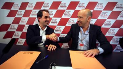 Jerez y Valencia venderán una entrada conjunta para sus GG.PP. de 2015