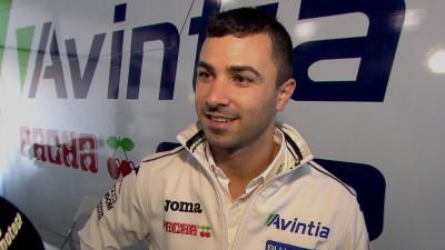 Di Meglio prolonge chez Avintia et passe sur Ducati pour 2015