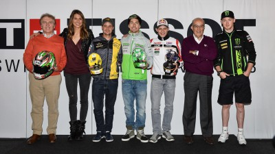 2015 Tissot MotoGP™ Collection presented in Valencia