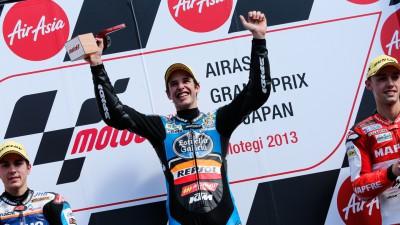 Alex Márquez, un nuevo campeón en la familia
