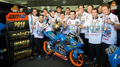 Alex Márquez: 'Siempre pensamos que podíamos ganar'