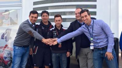 Efrén Vázquez firma con el Kiefer Racing para 2015