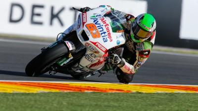 Di Meglio ravi de ses débuts sur Ducati