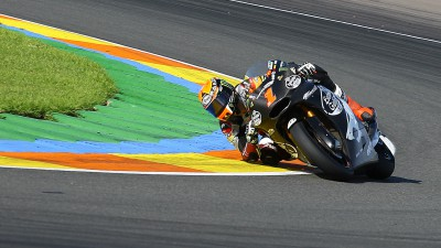 Rabat in front on first day of Valencia test