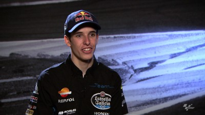 Alex Marquez: 'I didn't lose my nerve in Valencia'