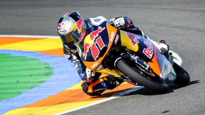 Brad Binder's 'golden opportunity' in 2015