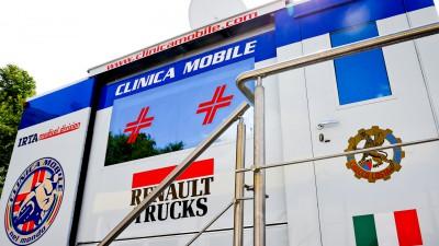 Cardiac Science Southern Europe partner ufficiale della Clinica Mobile