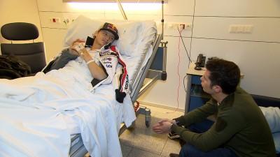 Miller undergoes shoulder surgery in Barcelona