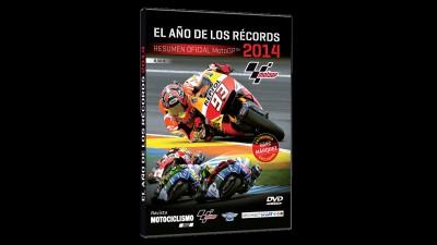 Ya está disponible el DVD de la temporada 2014 de MotoGP™