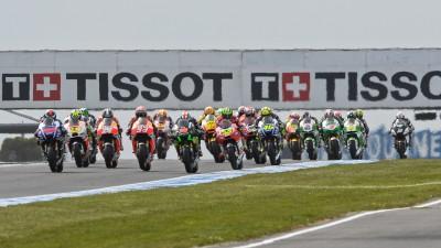 La GP Commision anuncia cambios en el reglamento del Campeonato