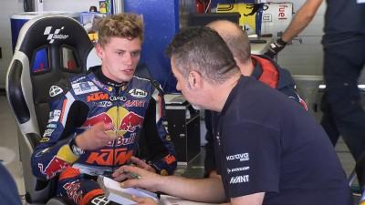 Moto3: aperta la tre giorni di test a Jerez