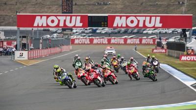 モチュール社が2015年から日本GPとTTアッセンの大会冠スポンサーに