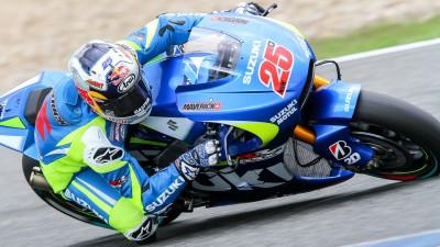 MotoGP™ Test-Action geht in Jerez weiter
