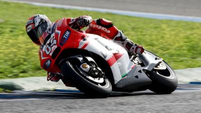 Ducati, Avintia y Forward se unen a la acción en el test de Jerez