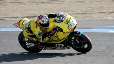 Páginas Amarillas y QMMF Racing ruedan en Jerez