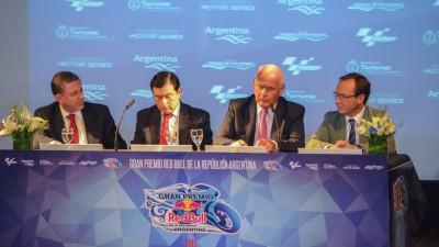Presentado en Buenos Aires el Gran Premio Red Bull de la República Argentina