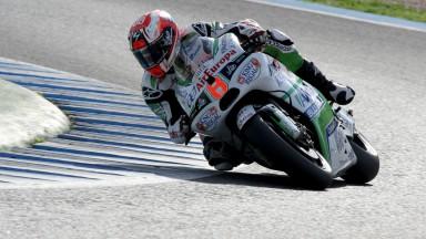 Barberá y el Avintia Racing, satisfechos tras el último test de 2014