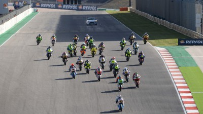 Changes for the FIM CEV Repsol 2015