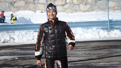 青山博一、HRCのテストライダーとして活動を開始