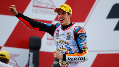 Alex Marquez nelle nomination per il Laureus Award