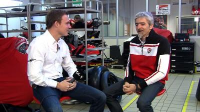 Dall'Igna fait le point sur le développement de la GP15