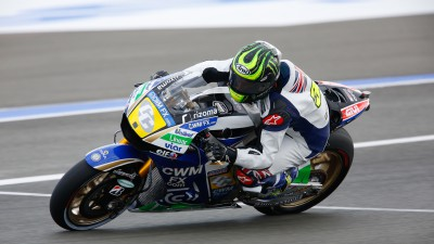 Crutchlow looking forward to first 2015 test