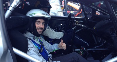 Laverty disfruta de la emoción de los rally en Montecarlo