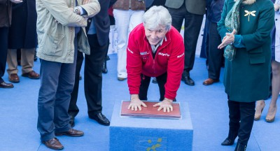 MotoGP™ Legend Nieto inaugurates Jerez Walk of Fame