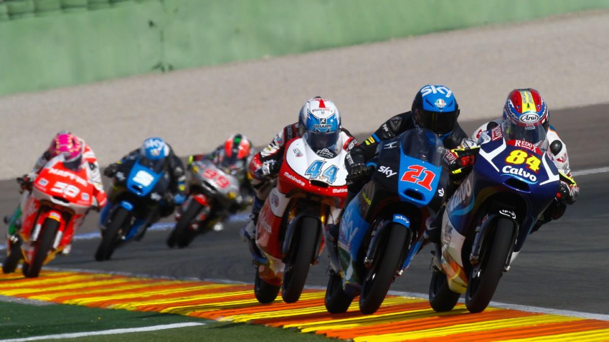 Final Moto3™ 2015 Entry List is published   MotoGP™