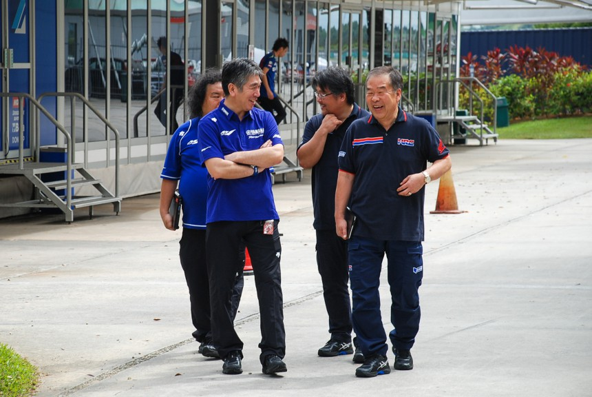 MotoGP Offical Sepang Test