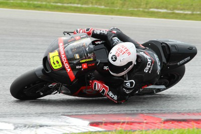 Aprilia Racing Team Gresini mit weiteren Fortschritten