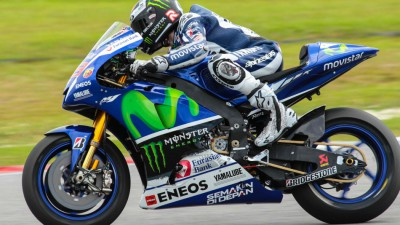 Prometedor inicio de los pilotos Yamaha en Sepang