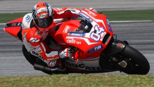 Ducati Team Sepang1 Day2