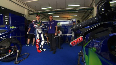 Lorenzo: Notre moto a beaucoup progressé depuis l'an dernier