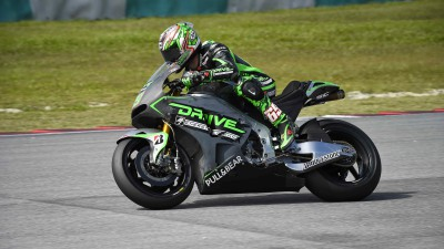 DRIVE M7 Aspar team improve lap times for third day running