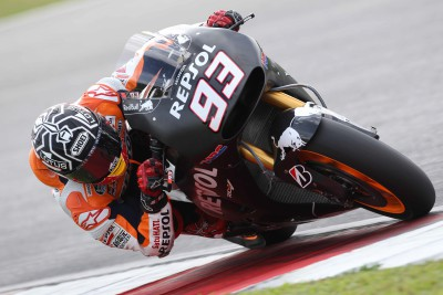 Repsol Honda duo finish first test on top