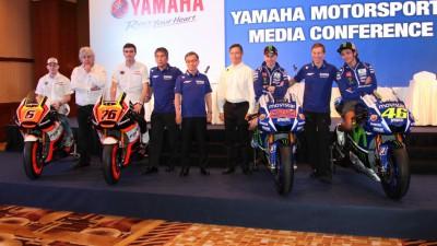 ヤマハ発動機がモータースポーツ活動の方針を発表