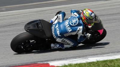 Michelin commence son programme d'essais à Sepang