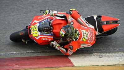 Ducati Team on the pace as 2015 preparations kick off