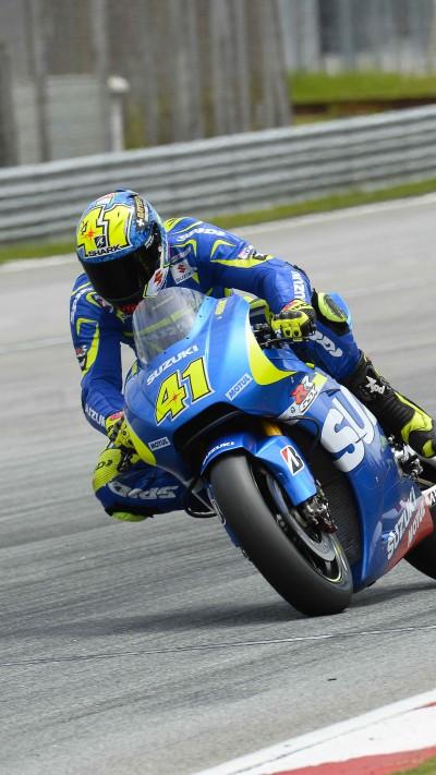 Un test concluant pour le Team Suzuki MotoGP