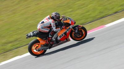 Márquez: 'Rodar en 1:58 en Sepang fue un momento especial'